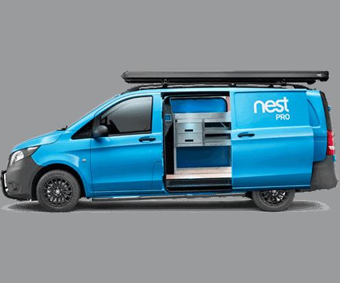 Nest Pro Van Open