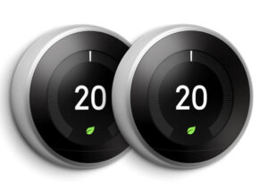 Nest Thermostat Dual Installation