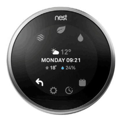 Nest Thermostat Supply with Installation